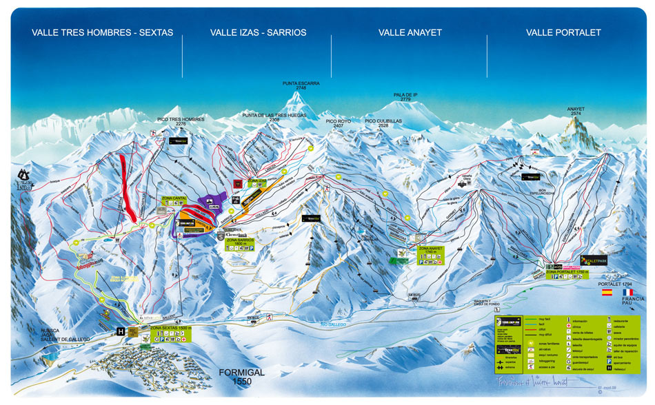 Formigal_pistemap_full