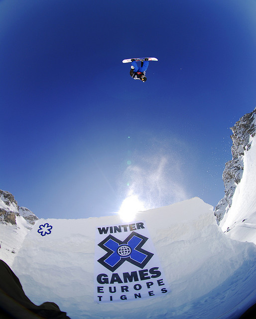 Winter X Games Tignes
