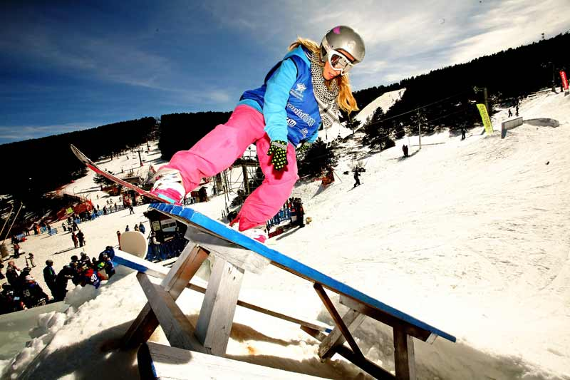snowpark-valdelinares